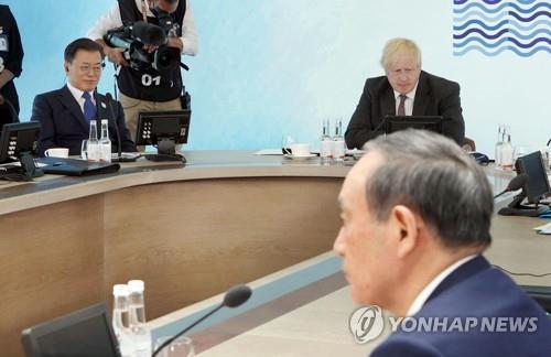 韓外交部:日本單方面取消韓日領導人會談