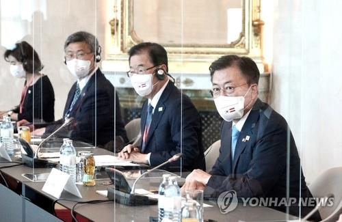 韓奧決定將兩國關係升格為戰略夥伴關係
