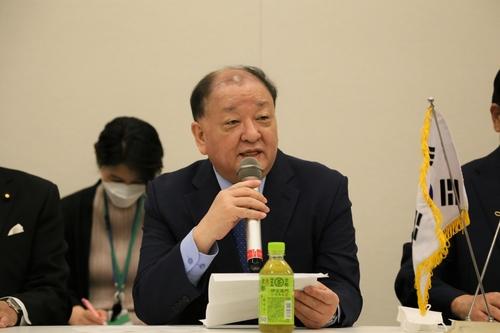 南韓駐日本大使:韓將與日合作助東京奧運成功舉辦
