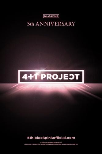 BLACKPINK將推出道五週年紀念項目