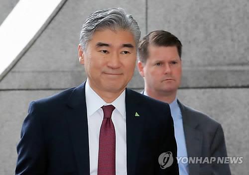 美國對朝特別代表星·金或本週起訪韓