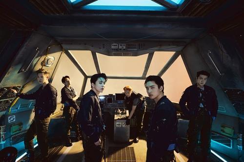 資料圖片:男團EXO SM娛樂供圖(圖片嚴禁轉載複製)