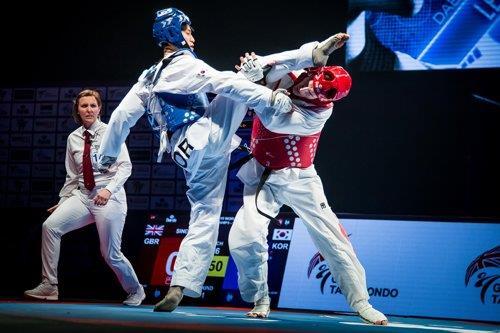 世界跆拳道錦標賽推遲至明年舉辦