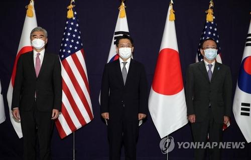 詳訊:韓美日對朝代表在首爾會晤