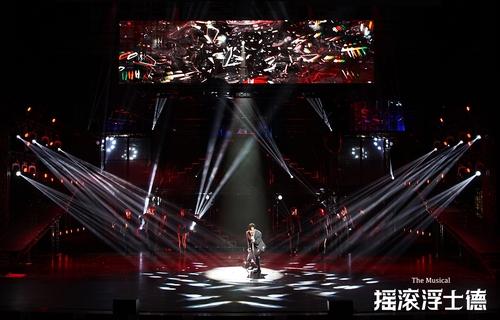 南韓原創音樂劇《搖滾浮士德》在滬獲滿堂彩
