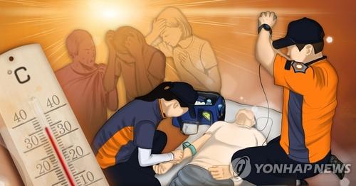 統計:南韓近十年共報告1.5萬餘例溫熱病病例