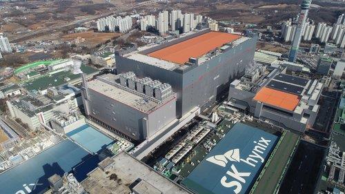 SK海力士第二季營業利潤同比增38.3%