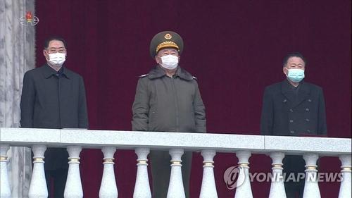 朝鮮被免高官李炳哲現身金正恩身側引關注