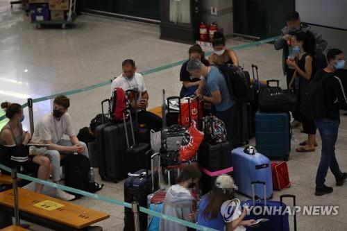 統計:6月訪韓外國人同比增109%