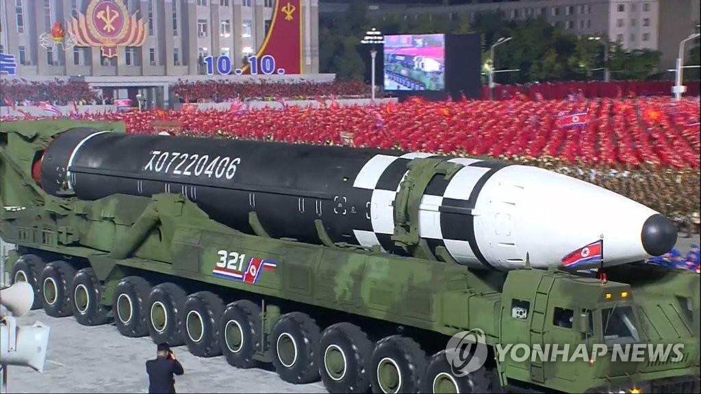 朝鮮公開車上發射洲際導彈視頻 或合成特效