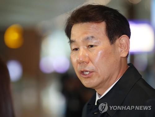 韓美防衛費談判大使鄭恩甫獲金監院院長提名