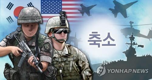 消息:韓美將啟動聯合軍演規模縮小