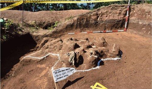 韓美將在南韓東北部聯合挖掘韓戰陣亡者遺骸