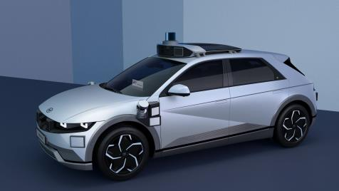 現代汽車電動機器人計程車2023年在美上路