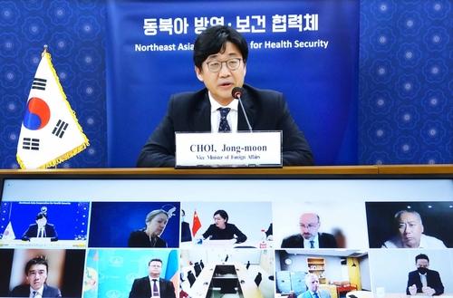 南韓吁成員國共促朝鮮參與東北亞防疫機制
