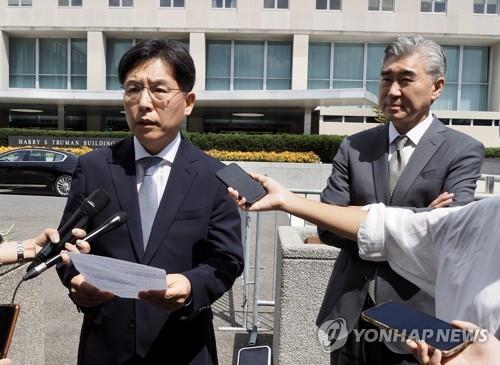 韓對朝代表:美國對朝展現靈活開放姿態