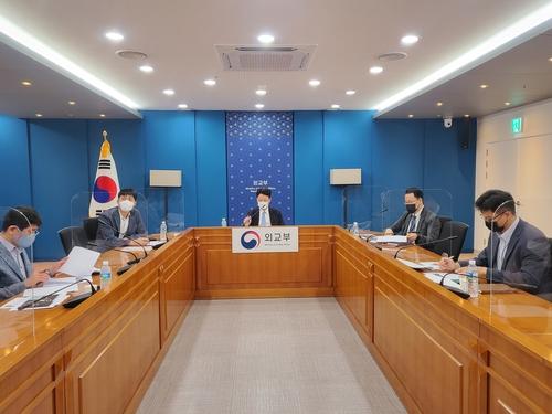 韓外交部開會探討中國漁船非法捕撈應對之策