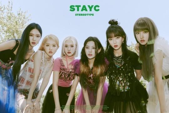 女團STAYC新集預告 High Up娛樂供圖(圖片嚴禁轉載複製)