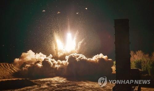 南韓未來5年將投入1.8萬億元增強導彈等軍力