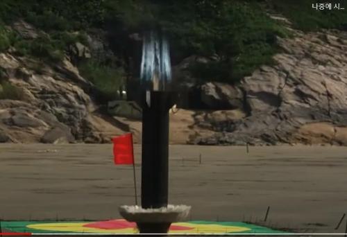 韓軍正研發戰術核武器級地對地彈道導彈