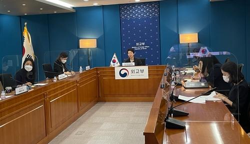 第25次韓中經濟合作會議線上舉行