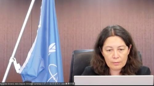 IAEA總幹事:韓中將參與日核水排海安全評估