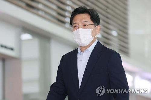 南韓對朝代表魯圭悳啟程赴日 將會晤美日代表
