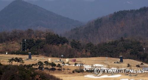 韓薩德基地再補給物資 為今年第40次