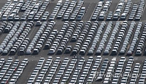 韓8月汽車內銷出口中新能源車約佔四分之一