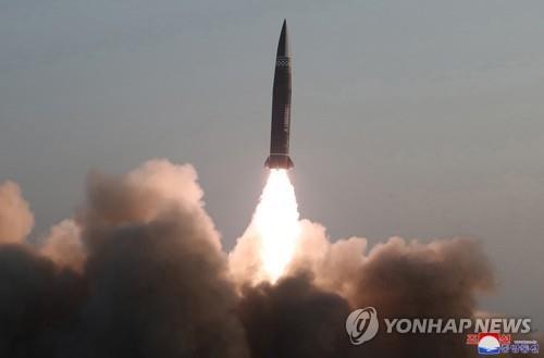 消息:朝鮮今發射兩枚朝版伊斯坎德爾導彈