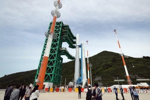 韓自製固體燃料運載火箭擬2024年發射升空