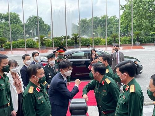 韓越國防戰略對話在越南舉行