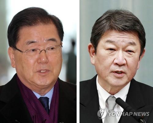 韓日外長或借出席聯大之機舉行會談