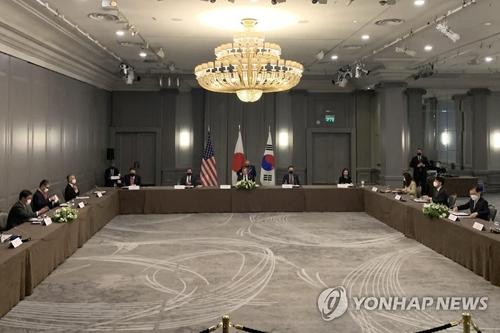 韓美日外長聯大期間將在紐約舉行會談