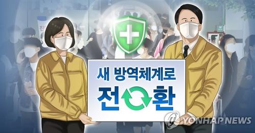 南韓下月將正式啟動防疫機制轉型