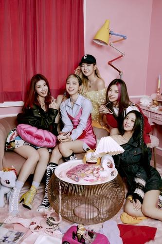 ITZY公告牌排第11 創韓流女團第三高