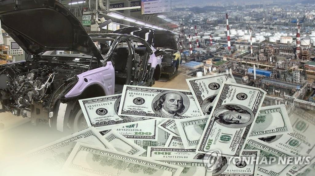 詳訊:韓8月國際收支經常項目順差75.1億美元