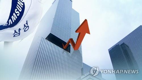 簡訊:三星電子第三季營業利潤同比增27.9%