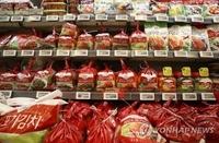 韓泡菜貿易收支有望12年來首次實現順差