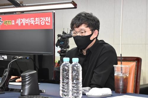 元晟溱農心杯第二局不敵中國選手李維清