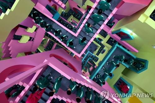 韓劇《魷魚遊戲》上線僅26天收割上億戶觀眾
