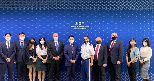 韓政府召開韓美軍民關係小組會議