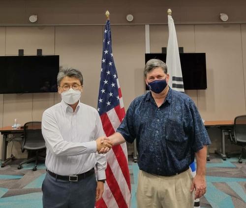 韓美司局級政策對話第三次會議在夏威夷召開