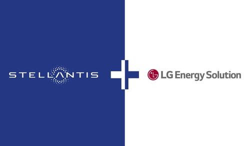 LG能源與美車企Stellantis合建電動汽車電池廠