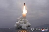 詳訊:朝鮮試射彈道導彈 韓軍研判係潛射導彈
