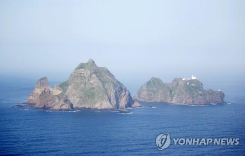 南韓獨島近海發生翻船事故