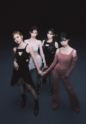 女團aespa新輯銷量突破50萬張