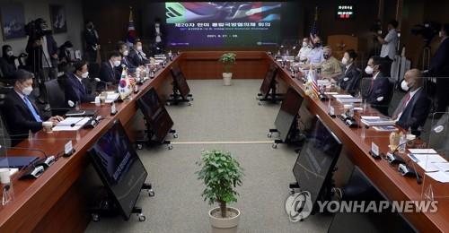 朝媒譴責韓美討論新設國防領域工作小組
