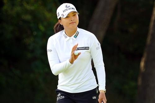 韓高球手高真榮獲LPGA寶馬女子錦標賽冠軍