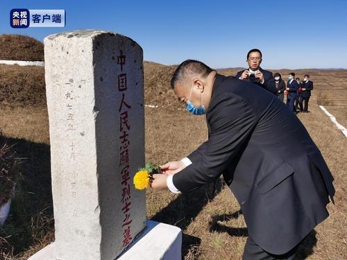朝媒發文紀念中國參加朝戰71週年